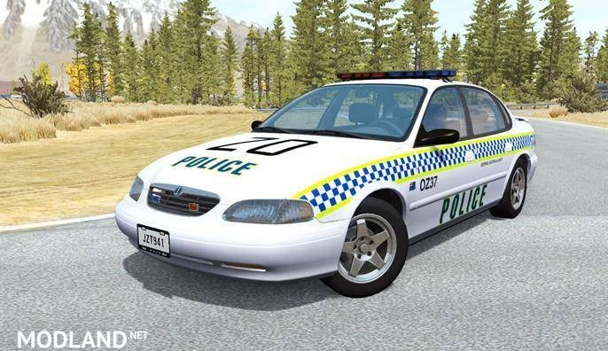 Ibishu Pessima Australian Police v 0.3 [0.15.0]